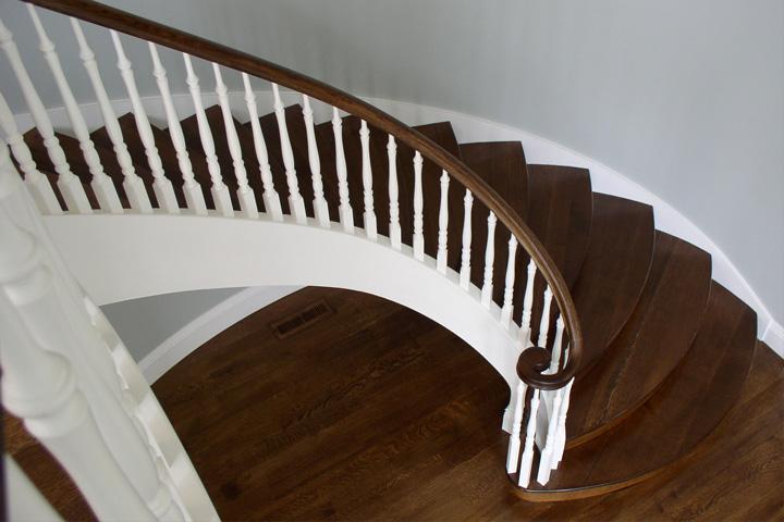 Merveilleux Classical Stairways