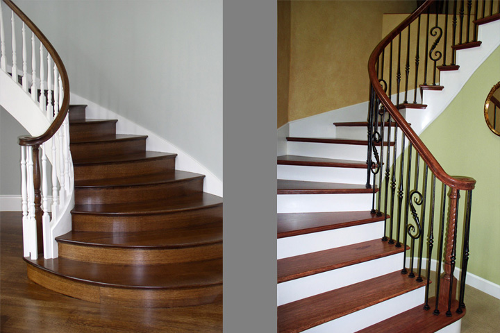 Great Classical Stairways Design And Installation Of Custom Stairs And Rails San  Jose, California . (408)292 4534 . [Lic.# 630164]