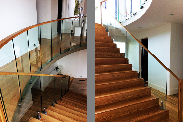 Charming Classical Stairways Inc. | Glass And Cable Railing Systems | San Jose,  California