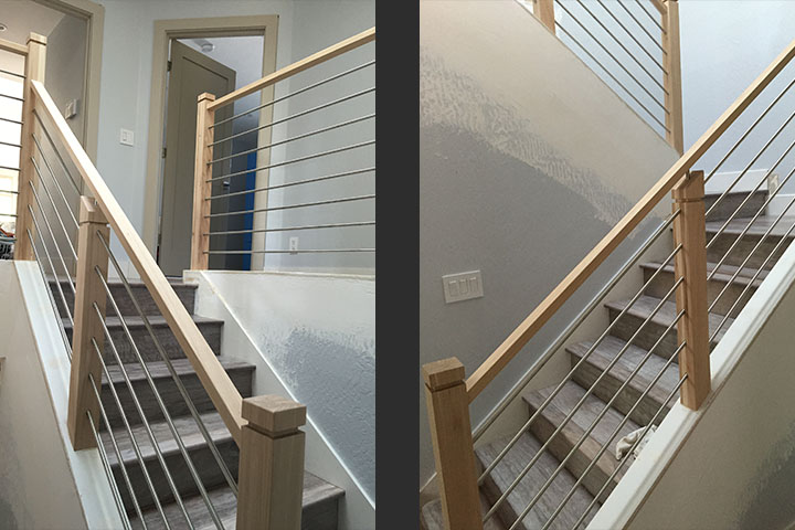 Classical Stairways Inc Glass And Cable Railing Systems