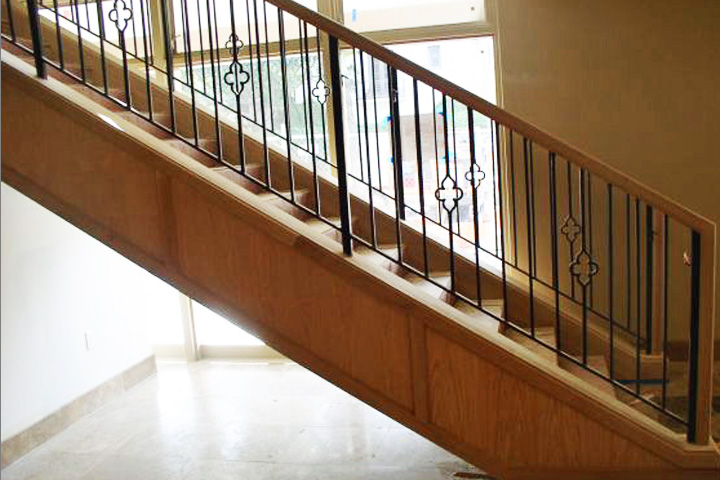Wood Metal Railing Systems