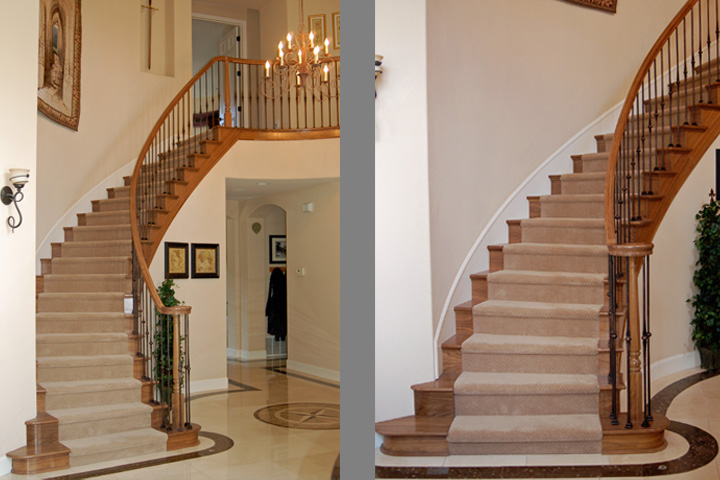 Classical Stairways Inc. | Wood And Metal Railing Systems | San Jose,  California