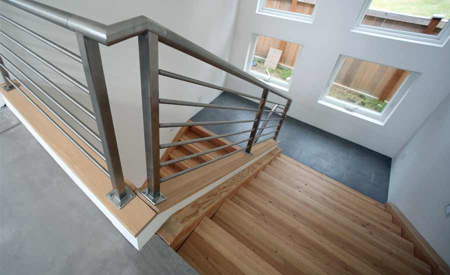 Custom Stairs And Rails | Stairs Design | Stair Construction | Stairs  Installatio | San Jose, Califonia